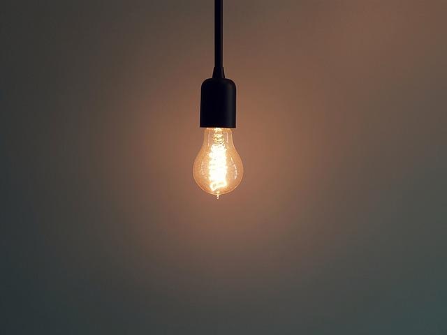 žárovka v objímce