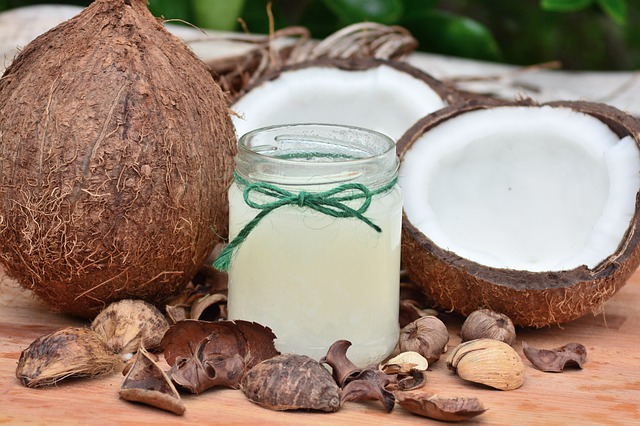 produkt z kokosu